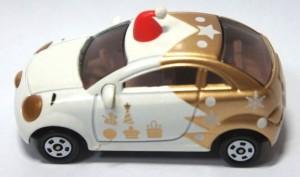 コロットプーさん2013年クリスマス特別仕様車画像2