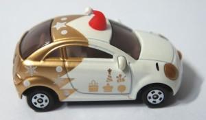 コロットプーさん2013年クリスマス特別仕様車画像5