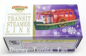 ディズニーリゾート限定トランジットスチーマー2013クリスマストミカ1