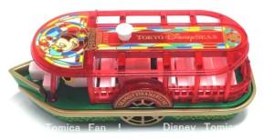 ディズニーリゾート限定トランジットスチーマー2013クリスマストミカ6
