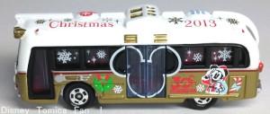 ディズニーリゾート限定2013クリスマスディズニートミカリゾートクルーザー3