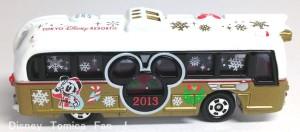 ディズニーリゾート限定2013クリスマスディズニートミカリゾートクルーザー5