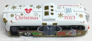 ディズニーリゾート限定2013クリスマスディズニートミカリゾートクルーザー7