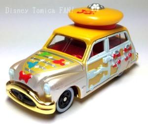 ディズニーリゾート限定2013年30thハピネスイヤーディズニートミカドナルドのサーフワゴン画像0