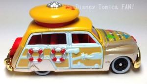 ディズニーリゾート限定2013年30thハピネスイヤーディズニートミカドナルドのサーフワゴン画像3
