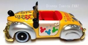 ディズニーリゾート限定2013年30thハピネスイヤーディズニートミカミッキーのロードスター2