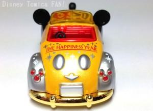 ディズニーリゾート限定2013年30thハピネスイヤーディズニートミカミッキーのロードスター4