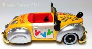 ディズニーリゾート限定2013年30thハピネスイヤーディズニートミカミッキーのロードスター5
