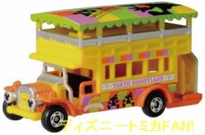 ディズニーリゾートTDR限定トミカ2014年オムニバスニューイヤー画像