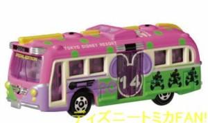 ディズニーリゾートTDR限定トミカ2014年リゾートクルーザー画像