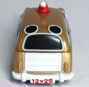 ディズニー2013クリスマストミカセブンイレブン限定ワゴンミッキー画像5