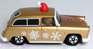 ディズニー2013クリスマストミカセブンイレブン限定ワゴンミッキー画像6