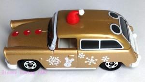 ディズニー2013クリスマストミカセブンイレブン限定ワゴンミッキー画像7