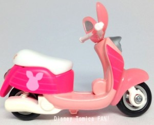 ピグレットチムチムディズニーモーターストミカバイクスクーター画像5