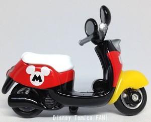 ミッキーチムチムディズニーモーターストミカバイクスクーター画像4