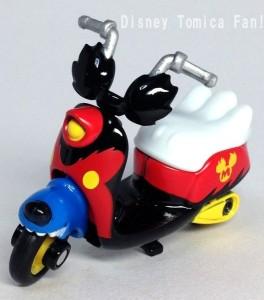 ディズニートミカ ディズニーモータース DM-20 チムチム ミッキーマウス ランナウェイブレイン画像