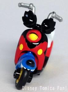 ディズニートミカ ディズニーモータース DM-20 チムチム ミッキーマウス ランナウェイブレイン画像1