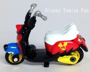 ディズニートミカ ディズニーモータース DM-20 チムチム ミッキーマウス ランナウェイブレイン画像2