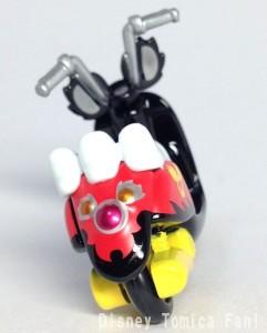 ディズニートミカ ディズニーモータース DM-20 チムチム ミッキーマウス ランナウェイブレイン画像3