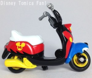 ディズニートミカ ディズニーモータース DM-20 チムチム ミッキーマウス ランナウェイブレイン画像4