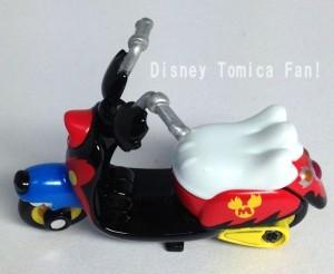 ディズニートミカ ディズニーモータース DM-20 チムチム ミッキーマウス ランナウェイブレイン画像5