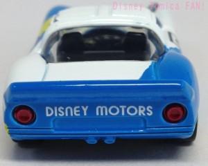 ディズニーモータースDM-17ドナルドスピードウェイスタートミカ画像4