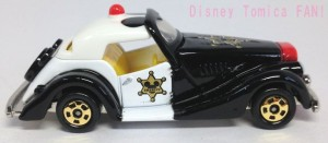 ディズニートミカパトロールカーミッキーパトカー画像5