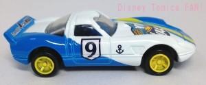 ディズニーモータースDM-17ドナルドスピードウェイスタートミカ画像5