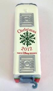 TDR限定トミカ リゾートライン クリスマス 画像トミカ2012年ver.6