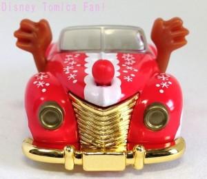 TDRディズニーリゾート限定ミッキーロードスタークリスマス2012画像2