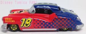 ディズニーモーターストミカレーシングミッキーマウス画像3