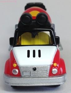 ディズニーモータースミキサー車DM-14画像トミカ2