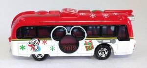 TDR限定トミカ ドリームクルーザークリスマス 2012年ver.画像ディズニーリゾート限定6