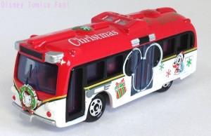 TDR限定トミカ ドリームクルーザークリスマス 2012年ver.画像ディズニーリゾート限定1