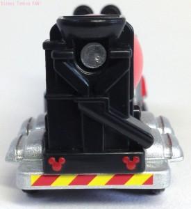 ディズニーモータースミキサー車DM-14画像トミカ4