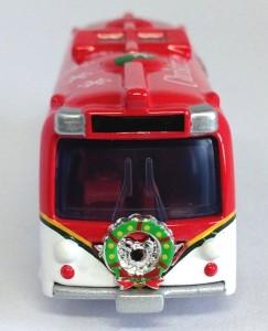 TDR限定トミカ ドリームクルーザークリスマス 2012年ver.画像ディズニーリゾート限定2