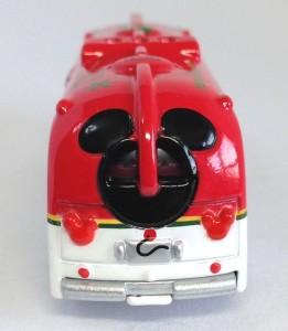 TDR限定トミカ ドリームクルーザークリスマス 2012年ver.画像ディズニーリゾート限定5