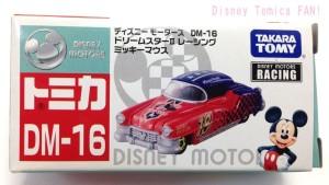 ディズニーモーターストミカレーシングミッキーマウス画像