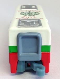 TDR限定トミカ リゾートライン クリスマス 画像トミカ2012年ver.4