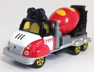 ディズニーモータースミキサー車DM-14画像トミカ1