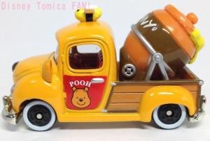 プーさんのミキサー車ディズニーリゾート限定トミカTDR限定画像3