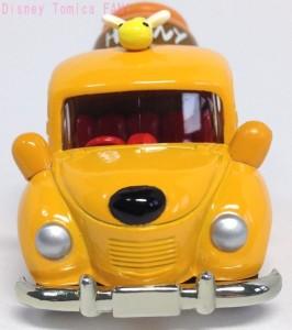 プーさんのミキサー車ディズニーリゾート限定トミカTDR限定画像2