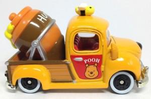 プーさんのミキサー車ディズニーリゾート限定トミカTDR限定画像5