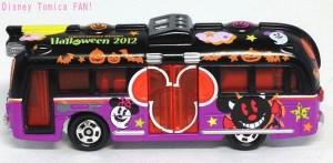 TDR限定ディズニートミカリゾートクルーザー2012ハロウィン3