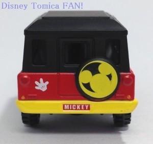 ディズニートミカエクスクルーザーミッキーマウス5