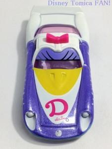 ディズニーモータースDM-15スピードウェイスターデイジーダック画像6
