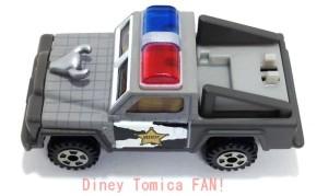ディズニートミカDM-14エクスクルーザーウッディパトロールカー7