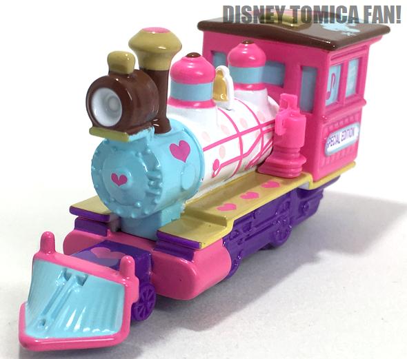 ≪レビュー≫ウエスタンリバー鉄道 トミカ ディズニー・ビークル・コレクション 2018スペシャルエディション