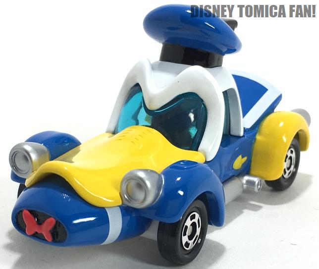 ≪レビュー≫ドナルドのレーシングカー トミカ ディズニービーグルコレクション
