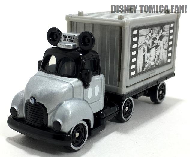 ≪レビュー≫90th 1928エディション ディズニーモータース ドリームキャリー ミッキーマウス